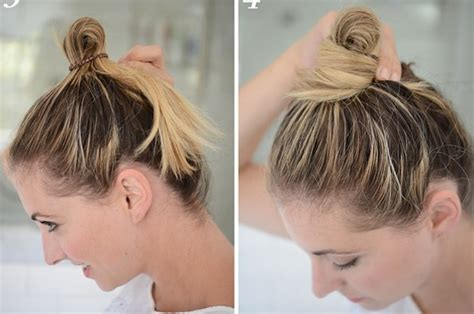 15 super easy hair hacks for all us lazy girls h 229 r super easy hairstyles for back to school hairstyles