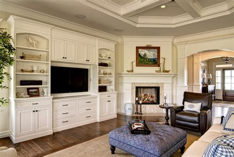 wall units glamorous built ins for living room innovative broyhill in family room traditional with