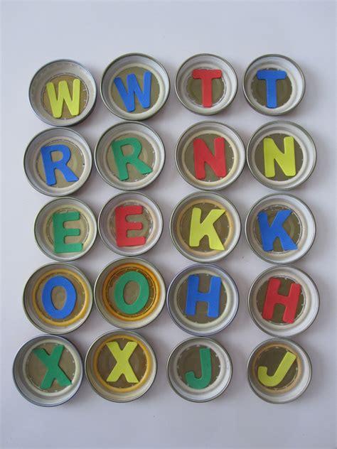 Letter Jar Jar Lid Letter