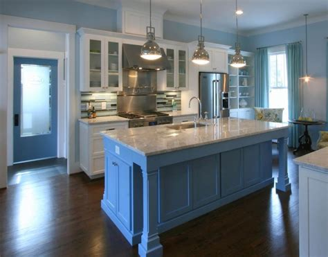 kitchens with blue cabinets blue kitchens with white cabinets white wooden kitchen