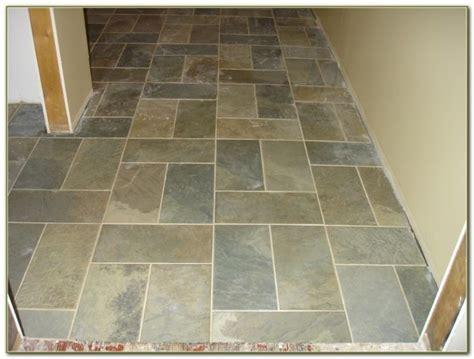 slate tile over concrete patio patios home decorating