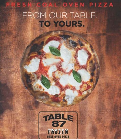table 87 frozen pizza table 87 frozen pizza worth houzz