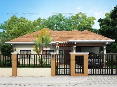 Home Design Gallery Sunnyvale by Bungalow House Plans Pinoy Eplans