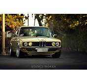 Pics Of Cool Stanceworks Bmw E12 7  Cars One Love