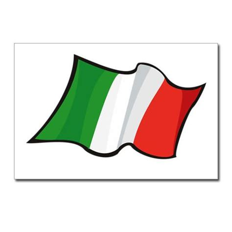 italian flag stationery cards invitations greeting