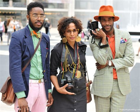 fasbion trends black professionals modern hipster looks 2018