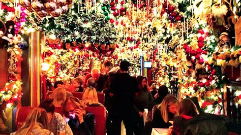 rolf s rolf s german restaurant christmas decorations today com