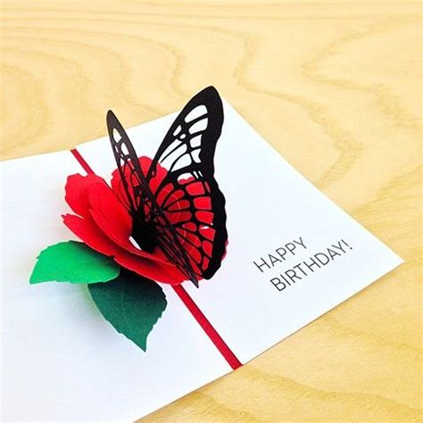 How To Make 3d Cards Search Birthday Cards
