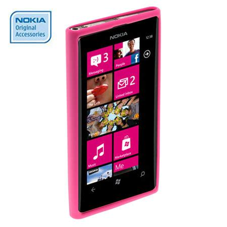 Nokia 2600 Casing Pink nokia cp 019n nokia lumia 800 tpu pink