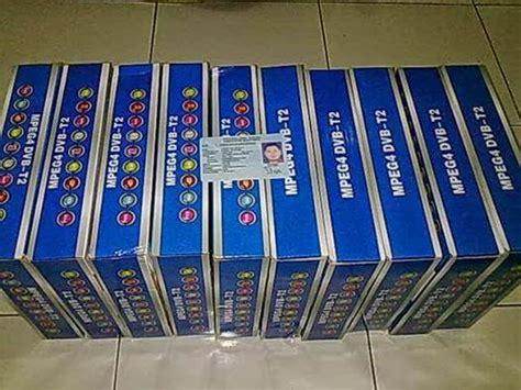 Pf 209 Set Top Box Dvb T2 Hitam antena tv murah multifungsi jual set top box dvb t2