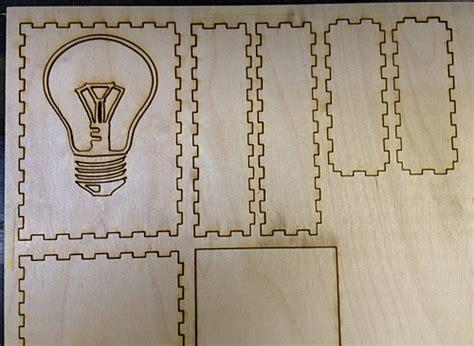 Rasterweb Boxmaker Laser Cut Box Template