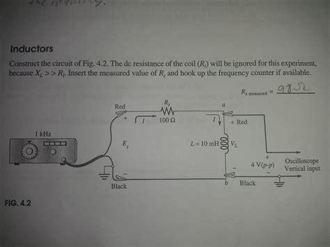 measure voltage across resistor when measuring the voltage across the senseing re chegg