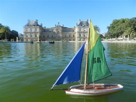 sailboats at luxembourg gardens luxembourg gardens in paris topdogdays