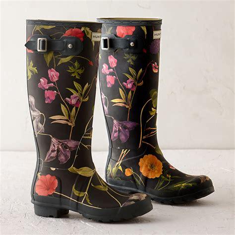 garden boots floral garden boots terrain