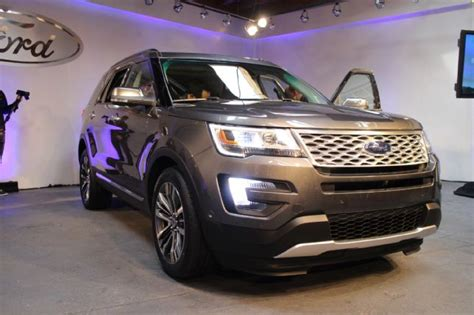 ford range rover look alike vwvortex com why no love here for current ford explorer