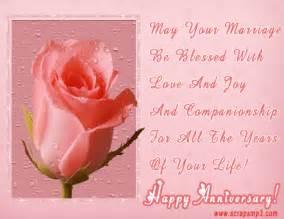 happy wedding anniversary wishes card