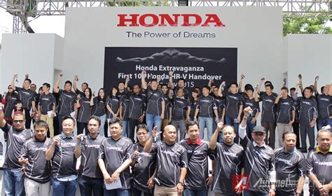 X 100 Original Indonesia honda hr v indonesia 100 customers autonetmagz