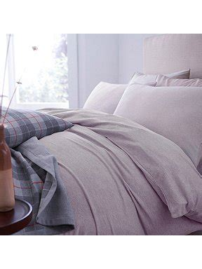 Jersey Bed Sets Linea Oatmeal Jersey Bed Linen Set House Of Fraser