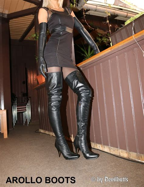 17 best images about arollo crotch overknee stiefel on