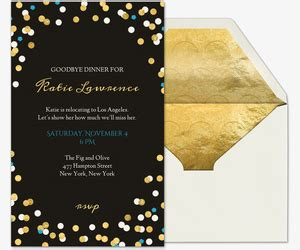 design online invitations for free dinner party invitations evite