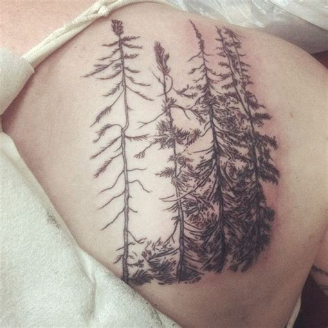 tattoo inspiration hipster forest tattoo ink pinterest forest tattoos forests