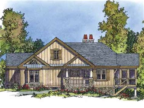 Lakefront House Plans Sloping Lot by Lakefront Home Plans Smalltowndjs