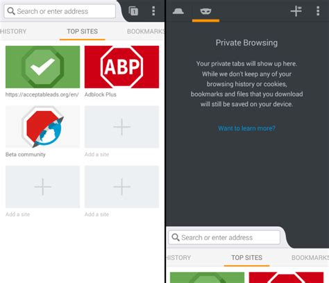 adblock browser android adblock plus releases a standalone android browser we put it to the test
