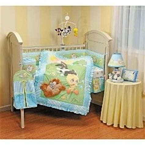 1000 Images About Baby Shower Themes On Pinterest Super Baby Looney Tunes Crib Bedding