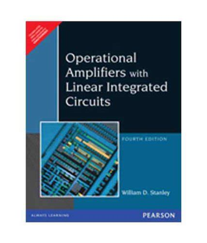 linear integrated circuits tutorial biography of author william d stanley booking appearances speaking