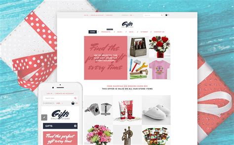 shopify themes gifts personalized gifts shopify theme