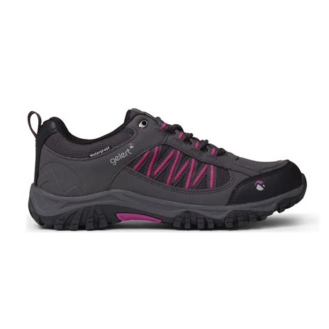 sports direct walking shoes gelert gelert horizon low waterproof walking