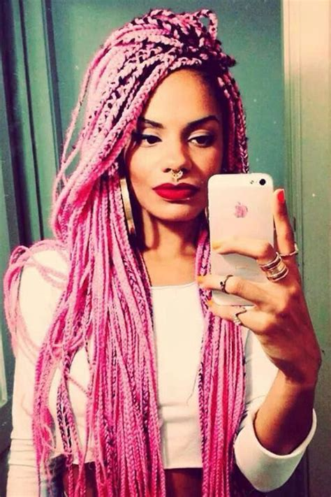 down hairstyles with box braids pinterest the world s catalog of ideas