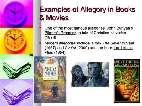 exle of allegory allegory utopia