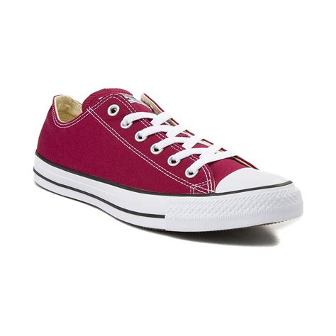 All Converse Low Maroon converse chuck all lo sneaker 398147