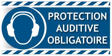 panneau adh駸if cuisine pictogramme protection auditive