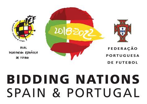 2022 Fifa World Cup by Portugal Spain 2018 Fifa World Cup Bid Wikipedia