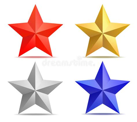 basic color transition for your video royalty free four stars stock vector image 57226769