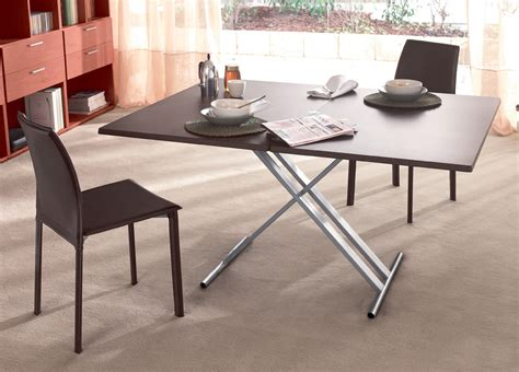 folding dining table for small room solution