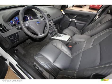 r design xc90 interior r design off black interior 2013 volvo xc90 3 2 r design