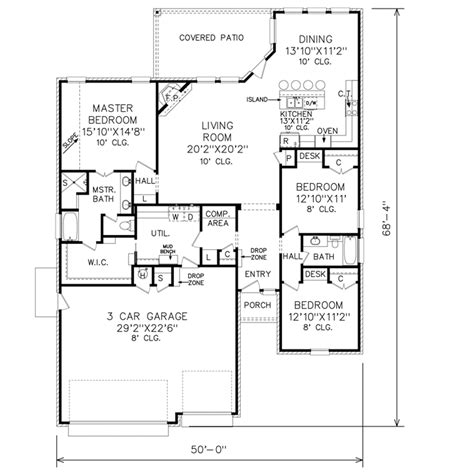 oklahoma house plans perry house plans oklahoma city ok