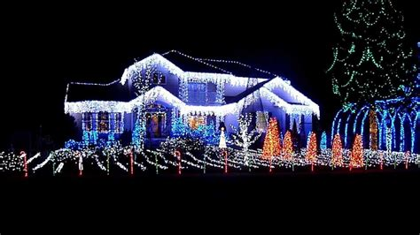 2011 absecon new jersey sooy lane christmas lights