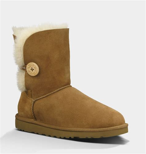 ugg boots for ugg australia boots bailey button chestnut fredericks
