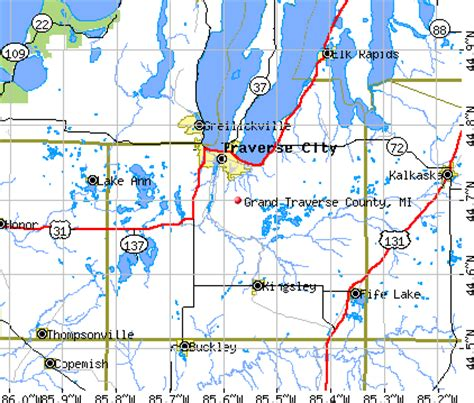 Grand Travers County Detox by Grand Traverse County Mi Tax Maps