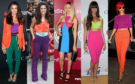color blocking it colour blocking is rocking
