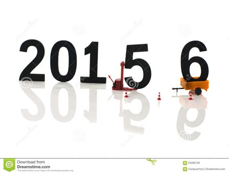 new year by the numbers new years numbers stock photo image 64066759