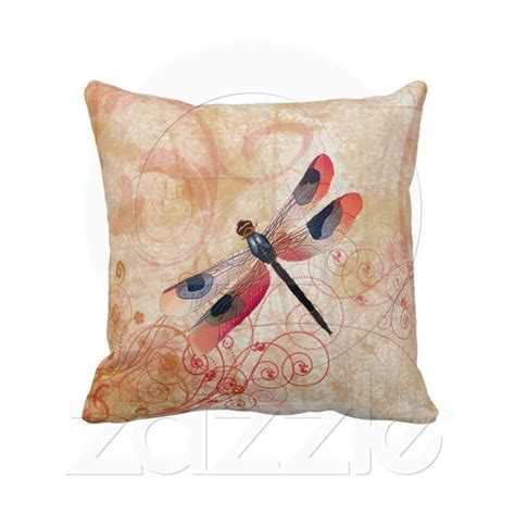 1000 images about dragonfly throw pillows on pinterest