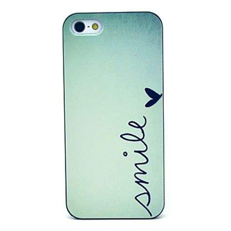 Softcase Smile Iphone 6 Telephone smile hoesje voor iphone 5 5s se 1000cadeaus nl
