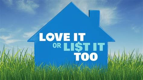 Love It Or List It Sweepstakes - love it or list it too hgtv