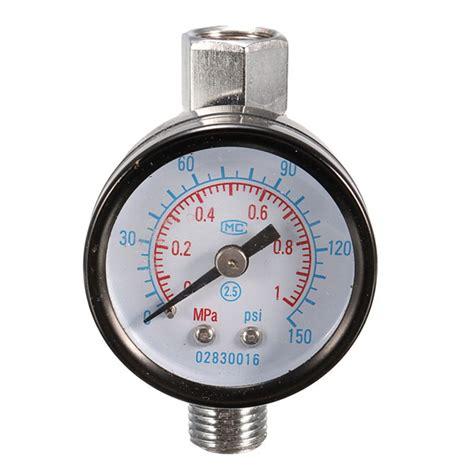 Pressure 4 Inch 1 4 inch air spray gun pressure air regulator alex nld