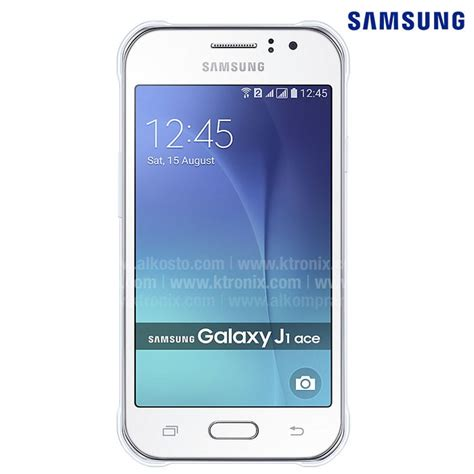Samsung J1 Ace Tabloid Pulsa celular samsung galaxy j1 ace ve ds blanco 4g ktronix